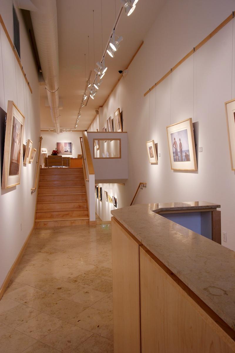open gallery