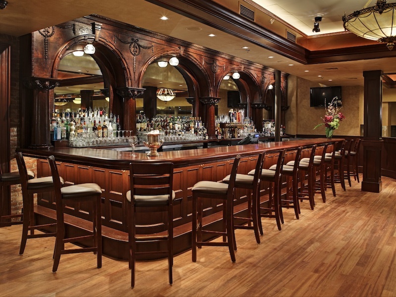 Project Categories Commercial With Restaurant Back Bar Design.