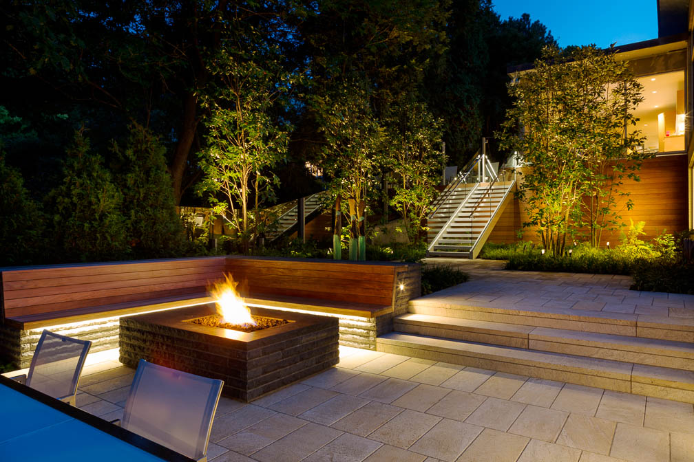 Residential for Architectural landscape lighting